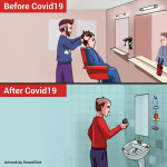 Life before and after Covid19