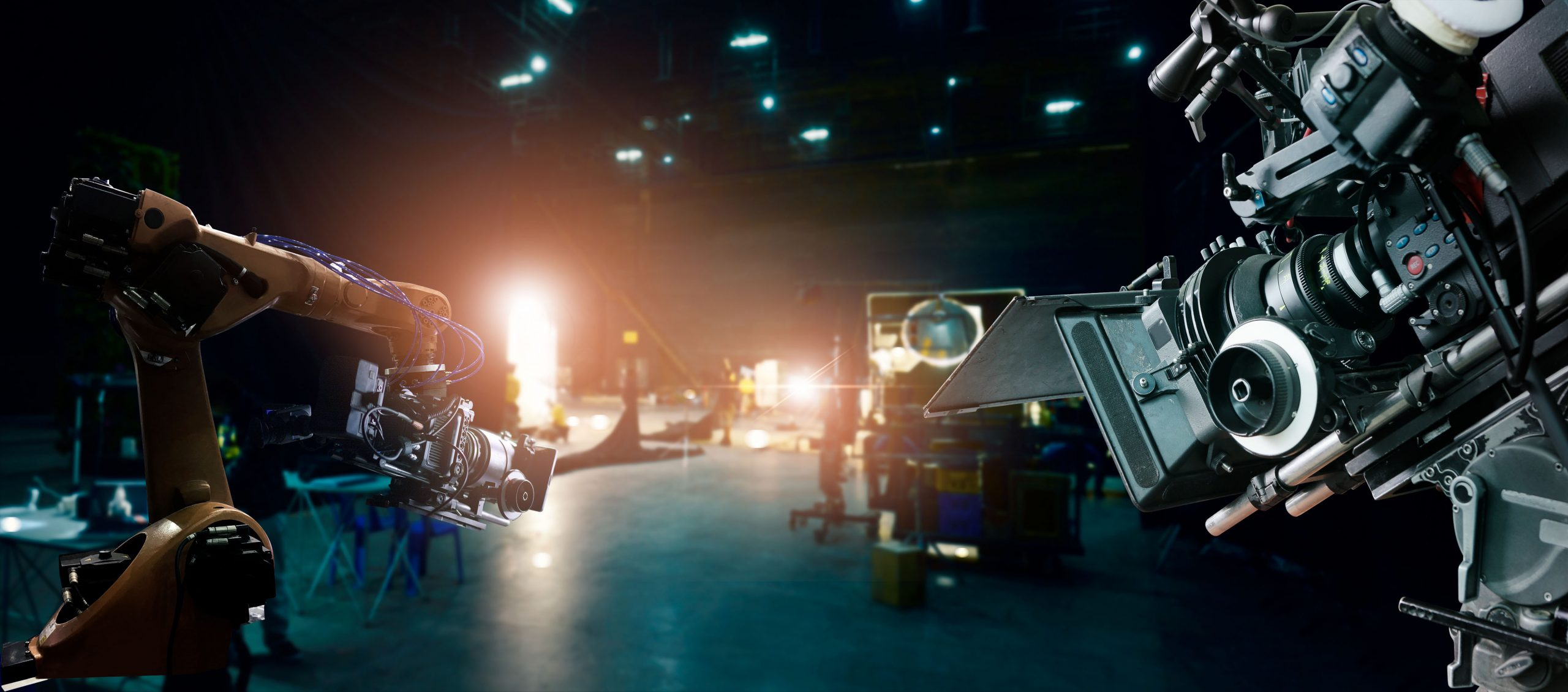 How Artificial Intelligence Is Used in the Film Industry
