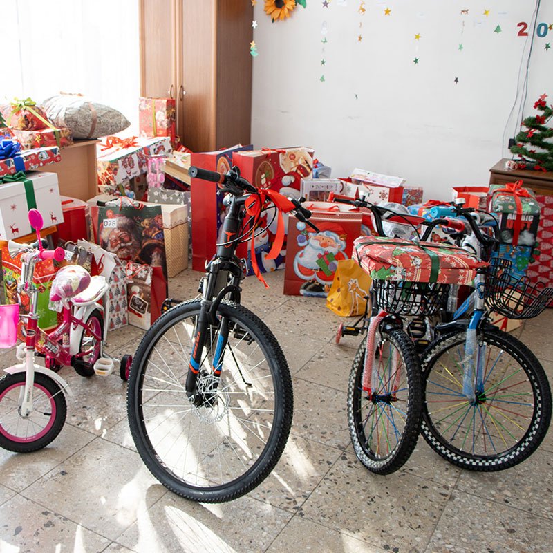 Smart gifts